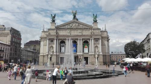 City Break: Lwów