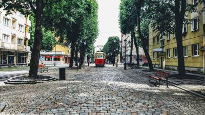 City Break: Słupsk